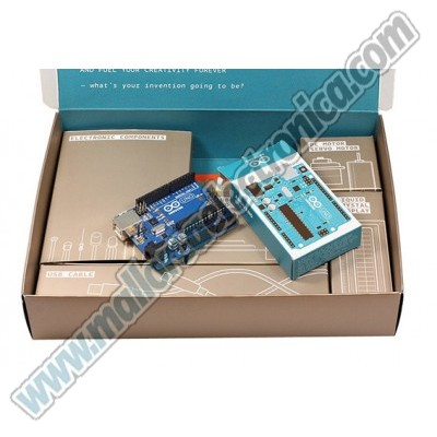 ARDUINO STARTER KIT ORIGINAL CON MANUAL